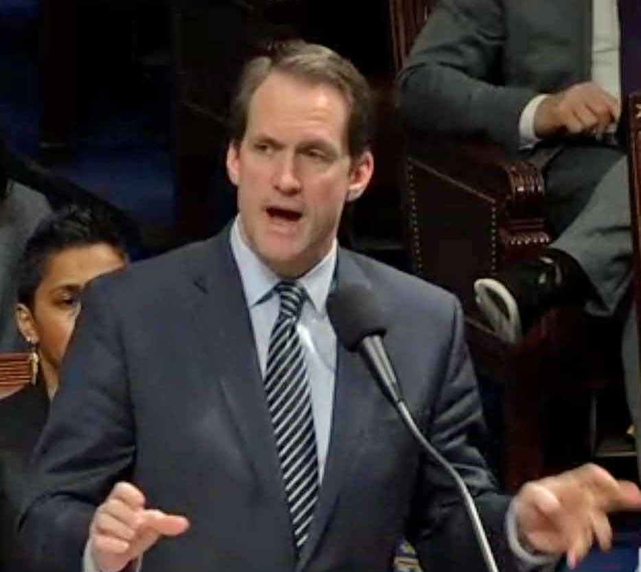 Himes: Coronavirus brings 'the start of a very, very difficult economic period'
