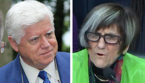 DeLauro, Larson say they support Trump articles of impeachment
