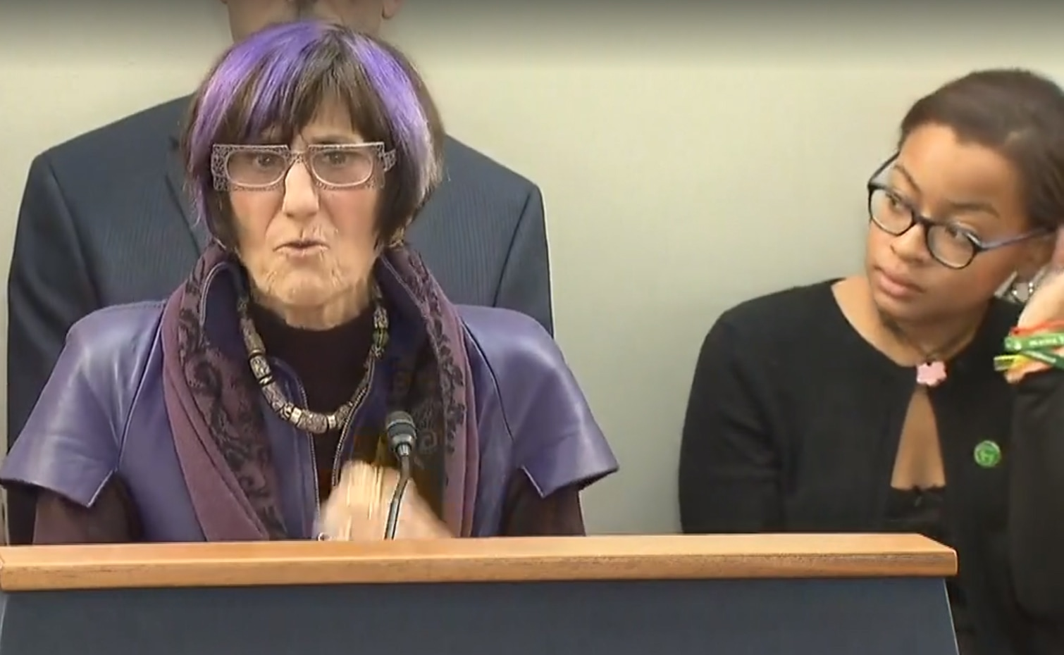 Republicans walk out of House coronavirus briefing, protesting DeLauro remarks