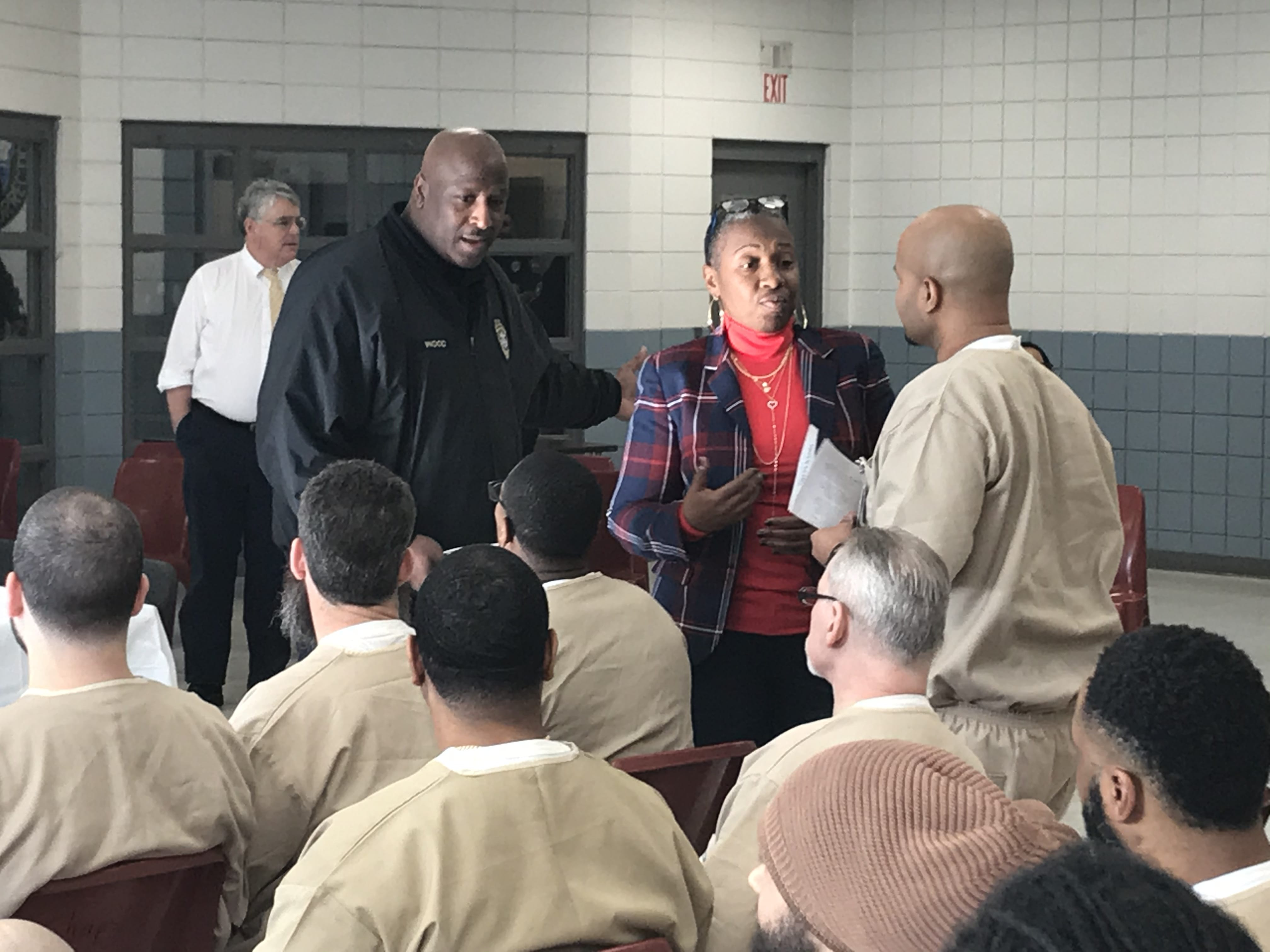 Council gets input from incarcerated people about discrimination