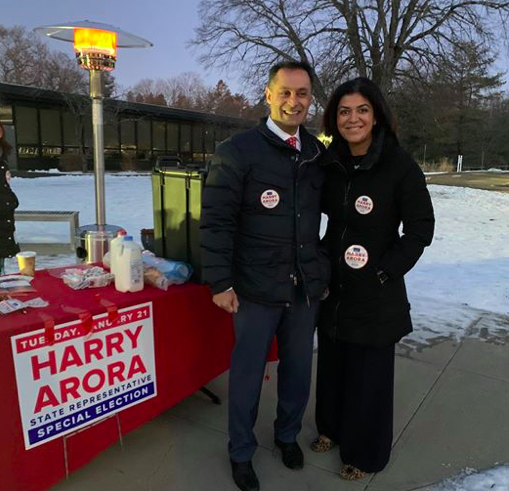 GOP's Harry Arora wins special election in Greenwich