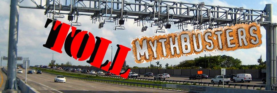 Myth-busting pro-tolls propaganda