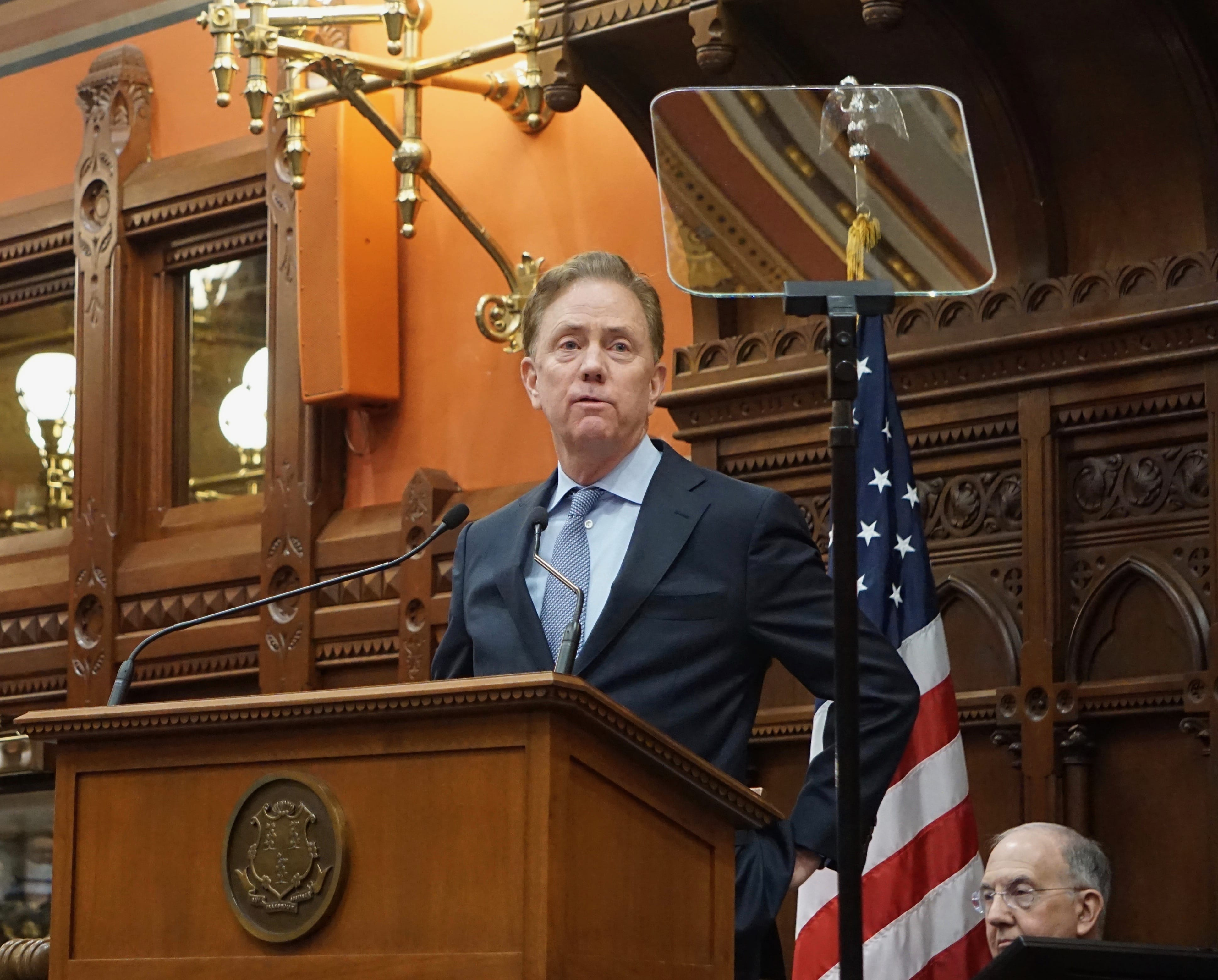In third year, still an uncertain relationship for Lamont and legislators