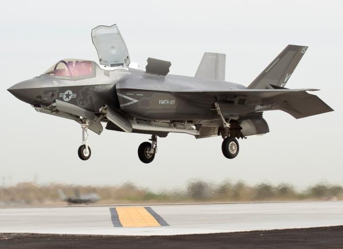 CT lawmakers slam Trump diversion of F-35, National Guard funds to border wall