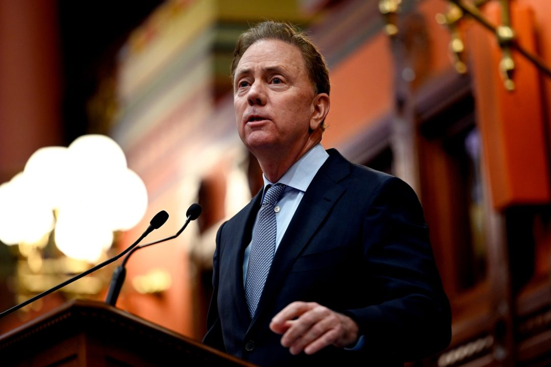 Lamont leans heavily on federal aid to keep taxes flat in CT