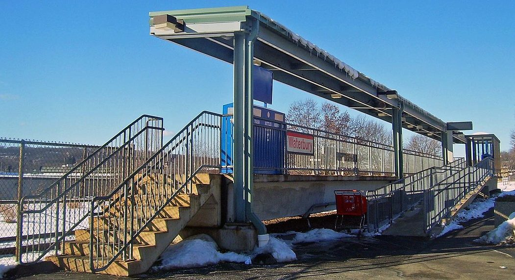 Metro North's Waterbury branch gets no respect