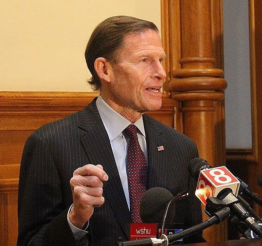 In new stimulus bill, Pelosi rejects Blumenthal-sponsored paycheck guarantee proposal