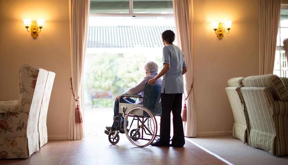 Nursing homes prove ideal breeding ground for the coronavirus pandemic