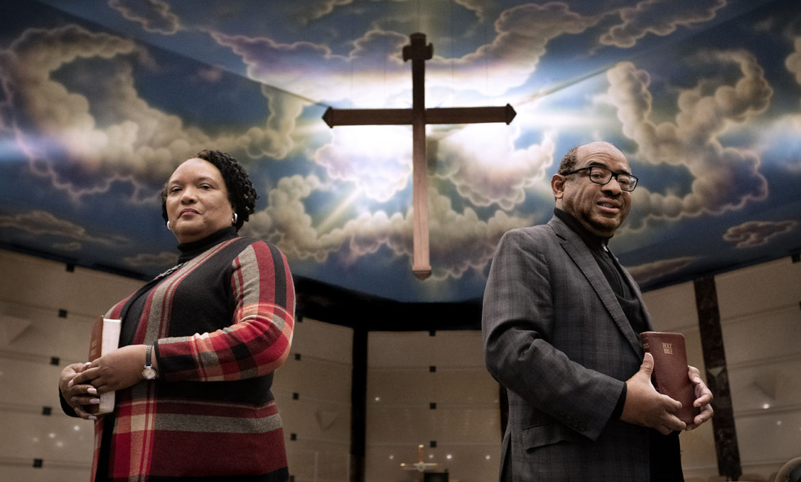 As coronavirus spreads, church leaders weigh the needs of congregants