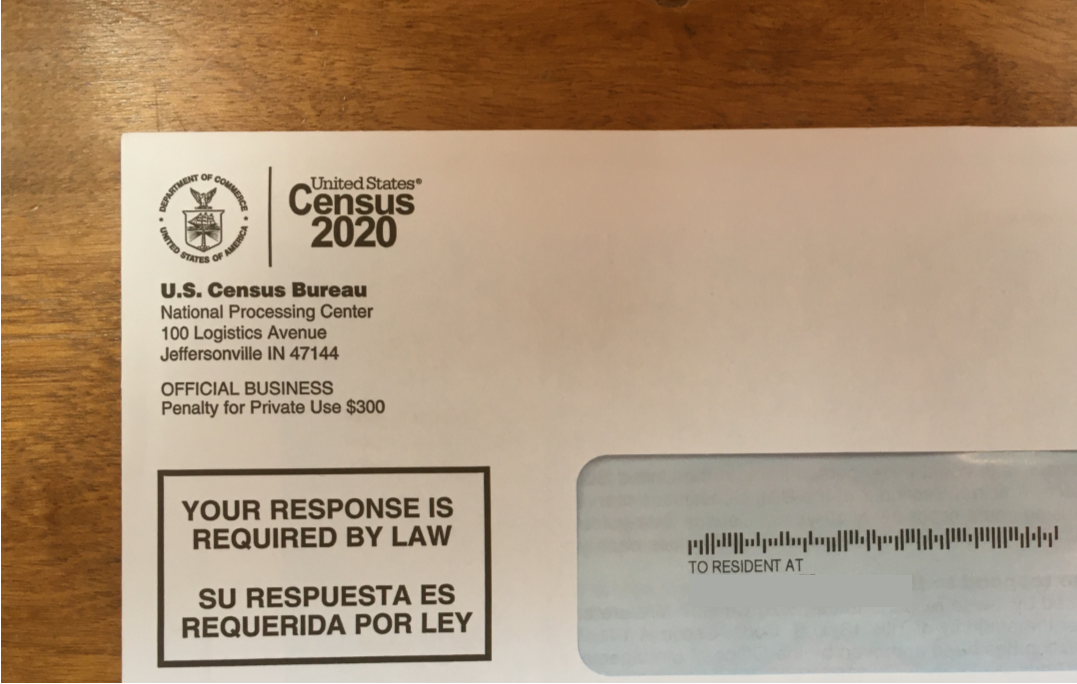 Quarantined at home? Perfect time to respond to the 2020 U.S. Census