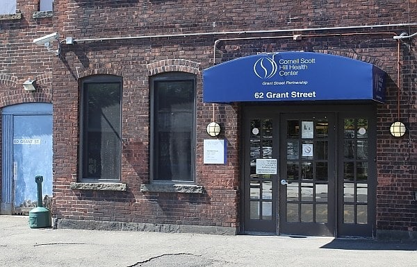 New Haven's Grant St. shelter emptied due to COVID-19