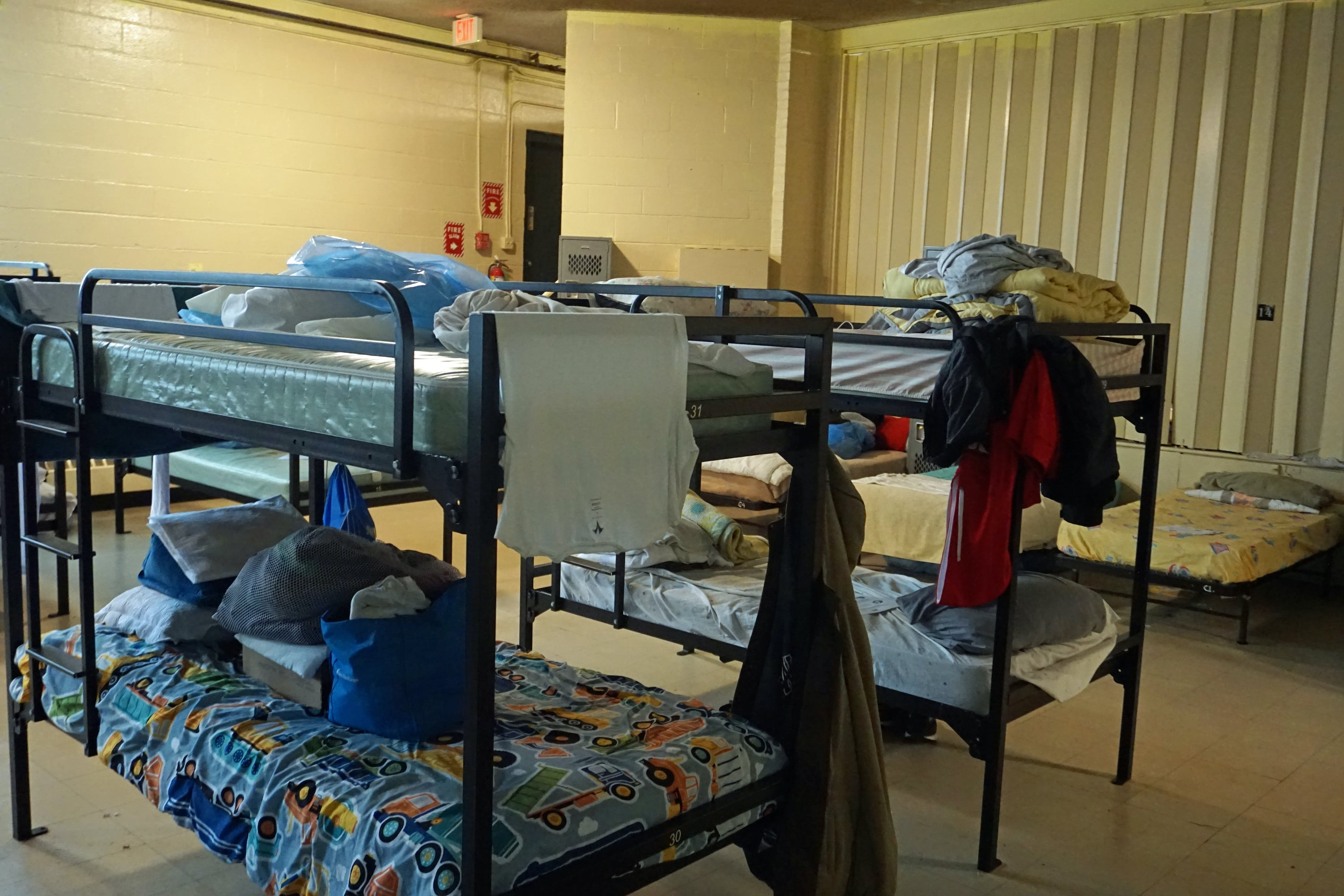 Homeless shelters are especially vulnerable to COVID-19 spread, deaths