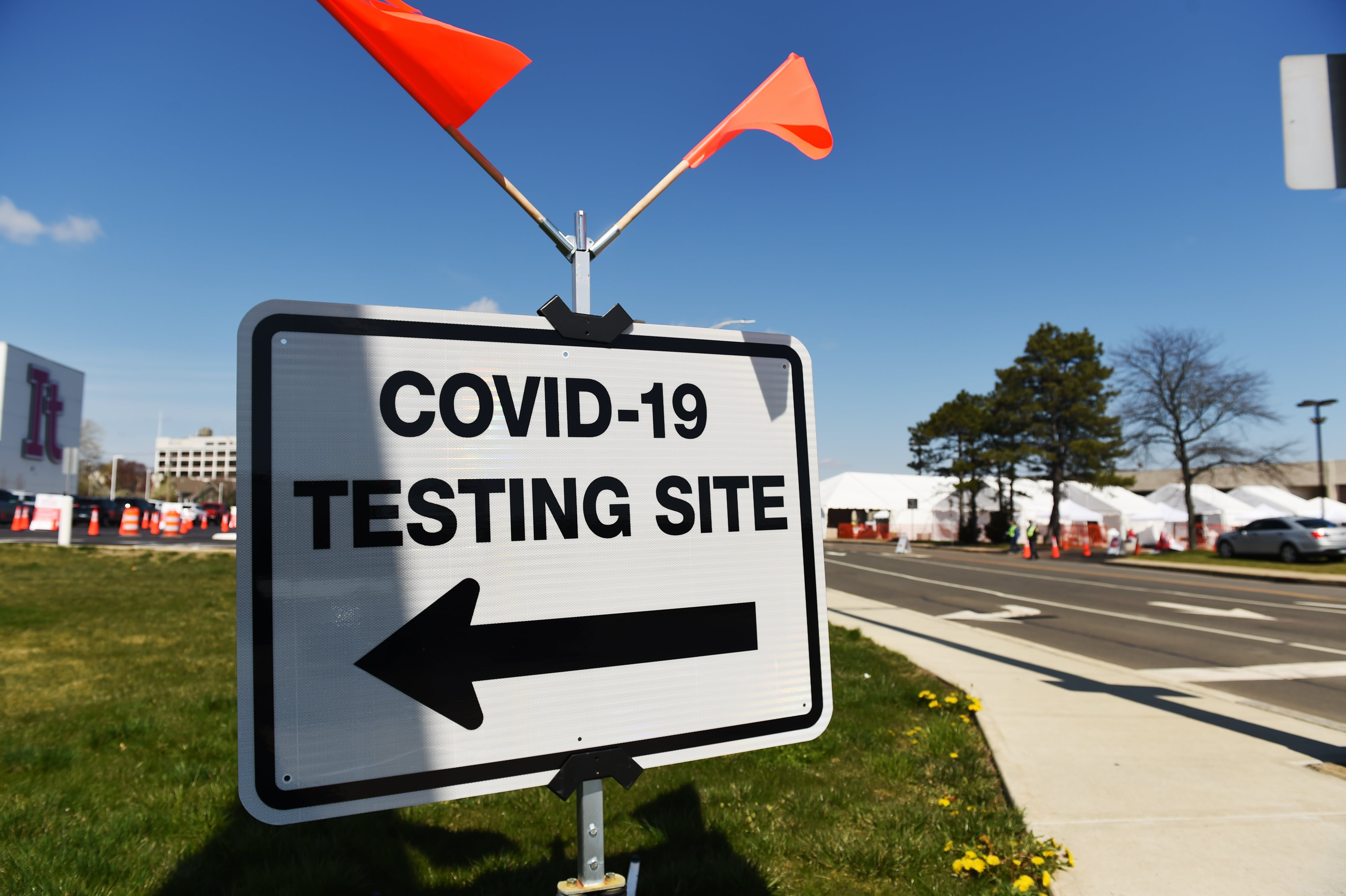 As Connecticut hits COVID-19 peak, focus shifts to tracing and testing