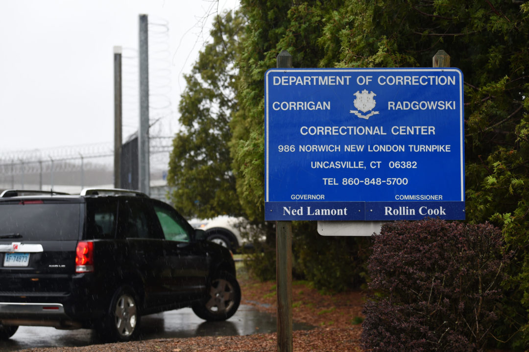 Shifting plans and a COVID-19 outbreak at a Connecticut prison