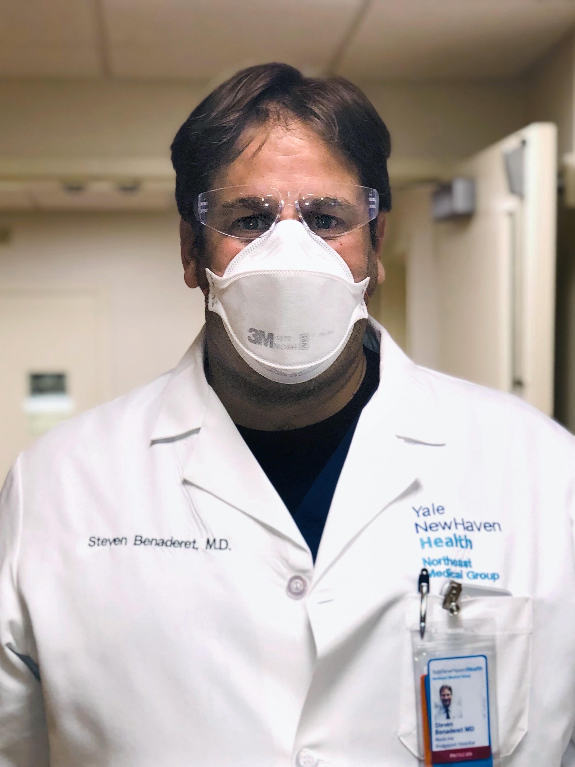 Connecticut doctors brace for coronavirus surge