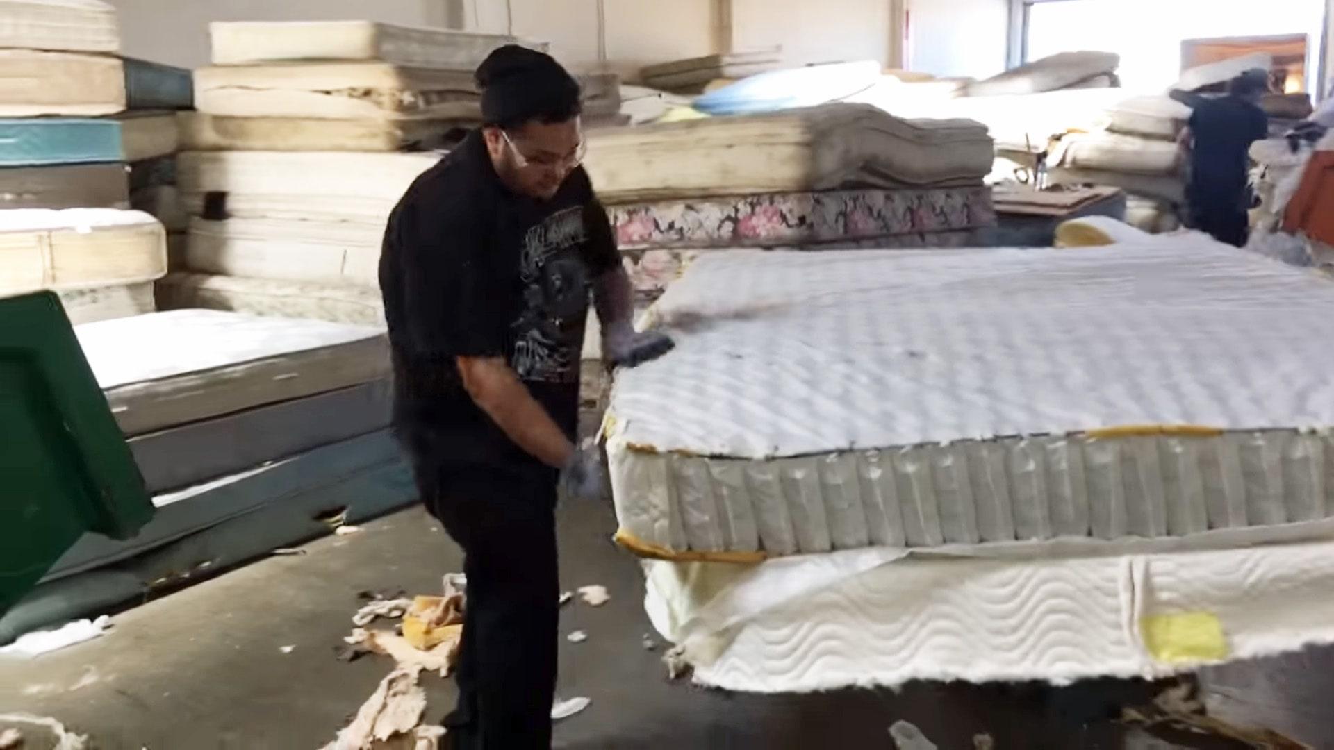 Mattress recycling program hits milestones in Connecticut