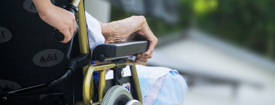 Nursing home residents should not be discharged to face virus exposure