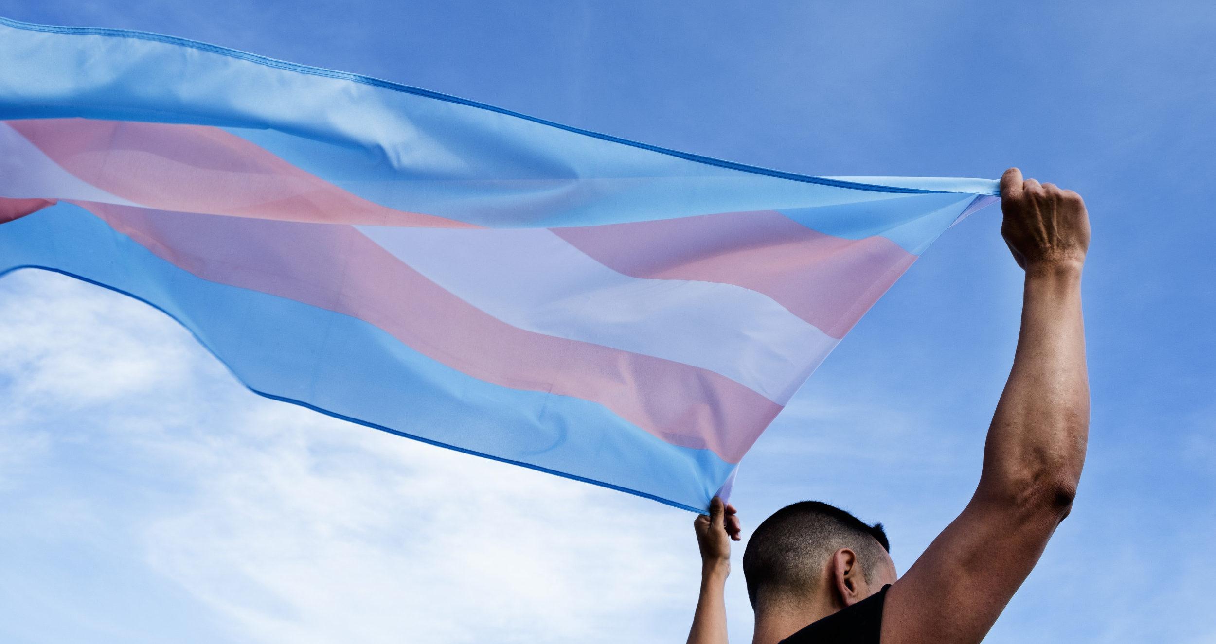 What isn't seen isn't heard: trans and non-binary health amid COVID-19