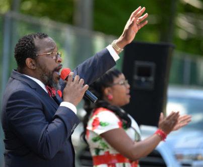 Connecticut black pastors urge calm as Floyd's death roils dozens of U.S. cities