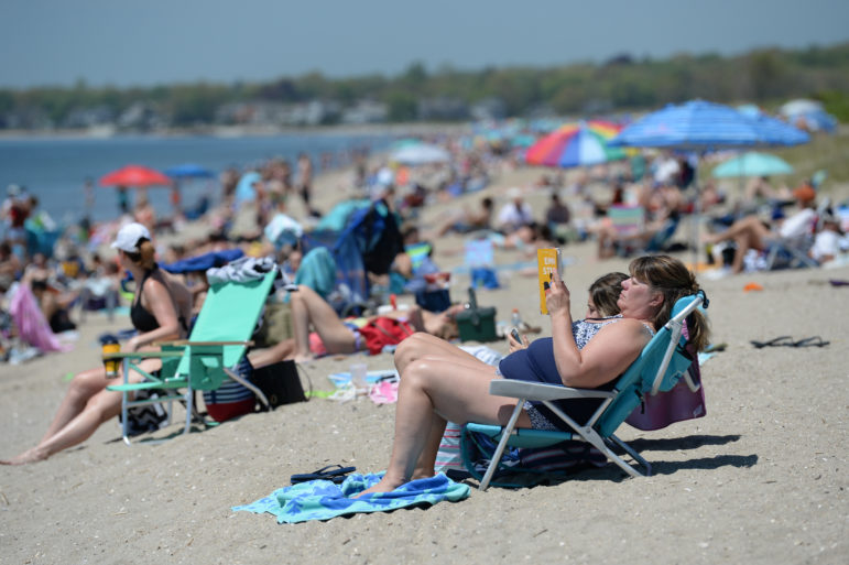 Positive COVID-19 trends continue as Connecticut heads into holiday weekend
