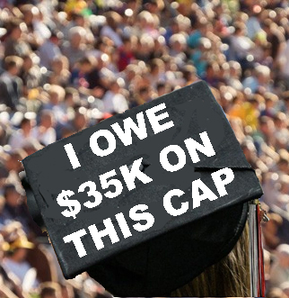 Congress weighs student loan forgiveness, but there's a partisan hurdle