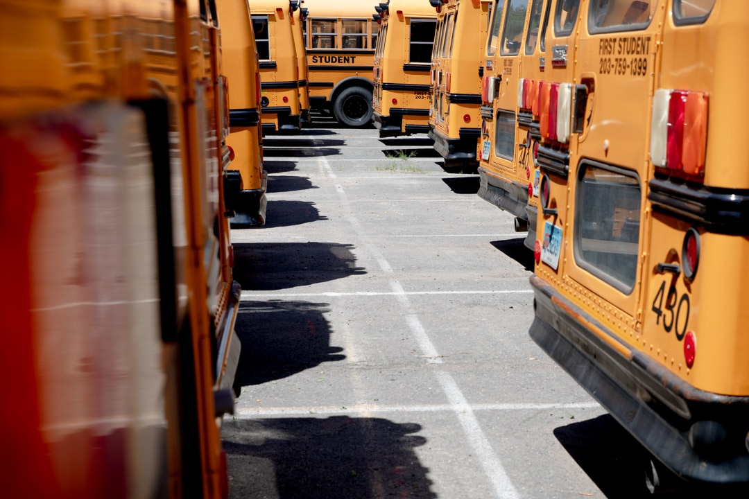 Hundreds of CT school bus drivers might not show up for work on Monday