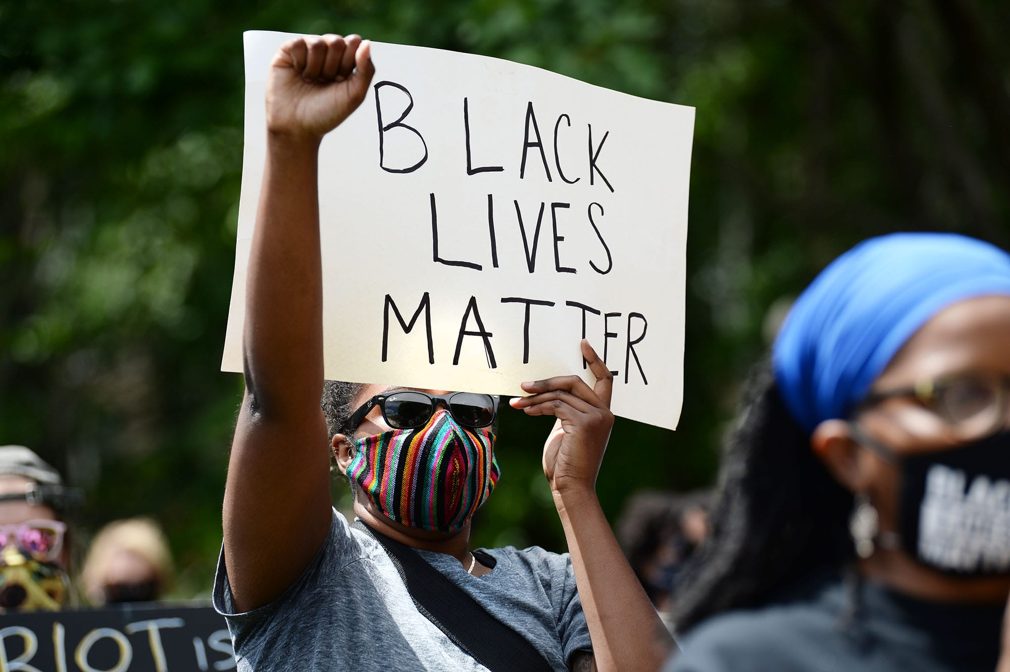 Should summer debate on racial inequality stop at police accountability?