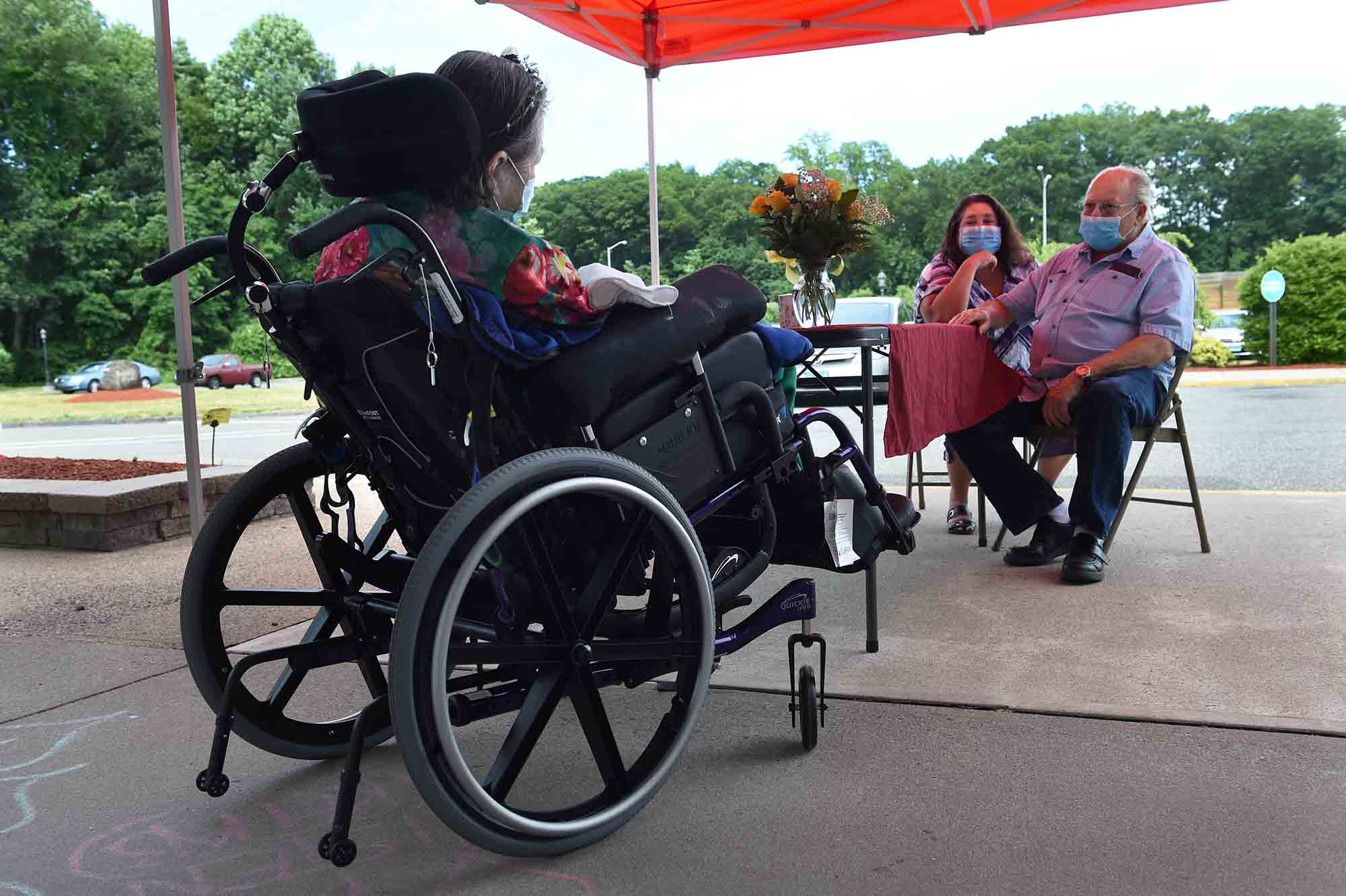 CT relaxes restrictions on indoor nursing home visits