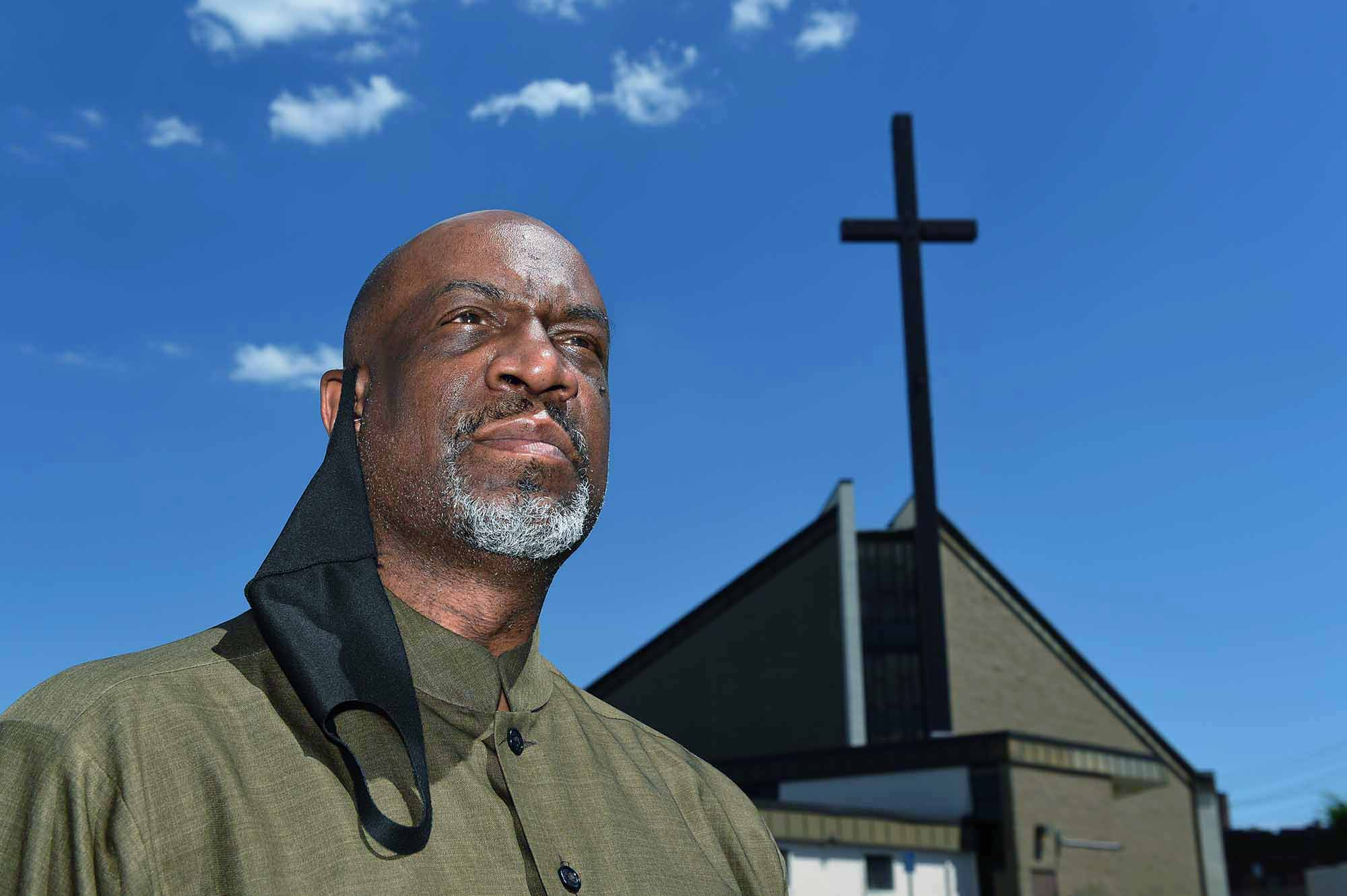 'A very broad power base': CT faith leaders in the Black Lives Matter movement