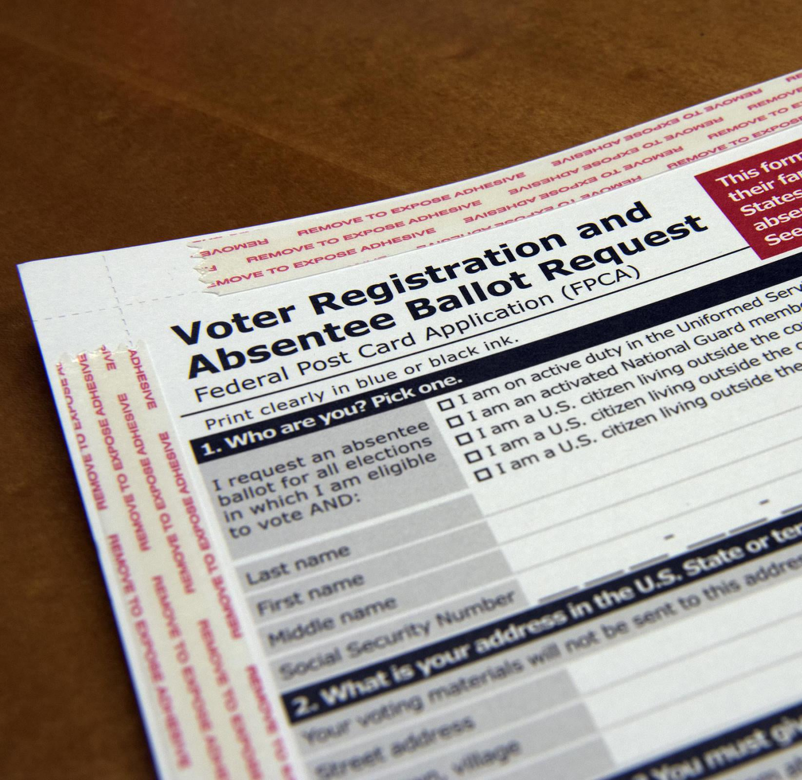 GOP lawsuit challenges expanded absentee ballot rules during pandemic