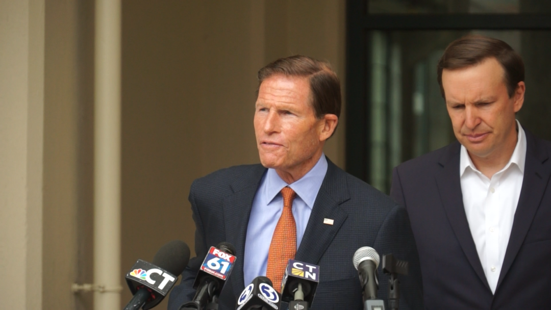 Blumenthal, Murphy join others in Congress proposing policing reforms