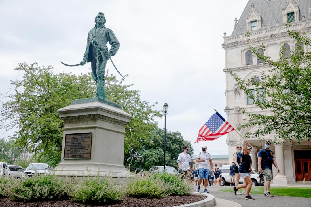 Vote down the Connecticut police accountability bill
