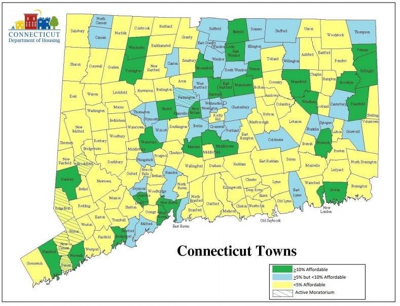 Ending segregation will stimulate Connecticut's economy