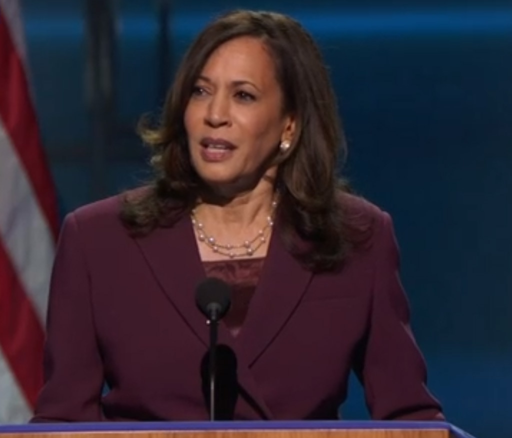 CT delegates embrace Harris for her message — and for who she is