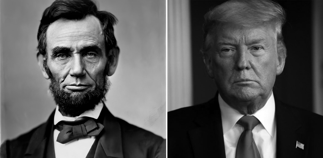 Is Trump the new Lincoln?