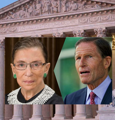 Blumenthal, a key figure in looming Supreme Court confirmation battle, says he'll 'fight like hell' against Trump nominee