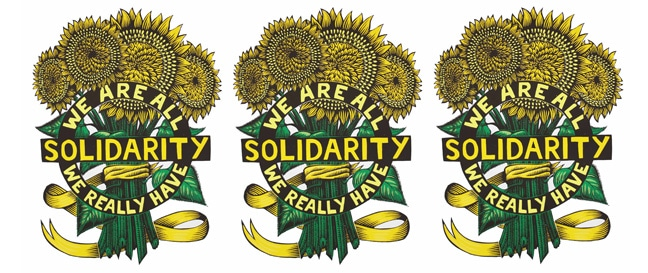 Fighting violence and poverty calls for mutual aid