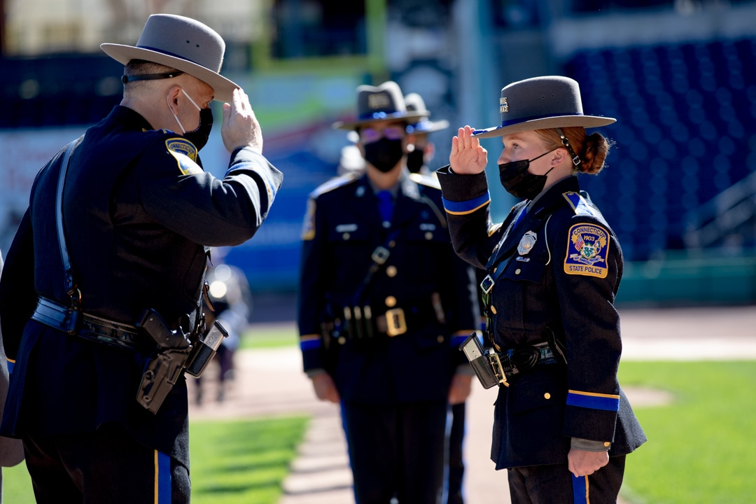 New trooper class graduates to acclaim, tumult and scrutiny