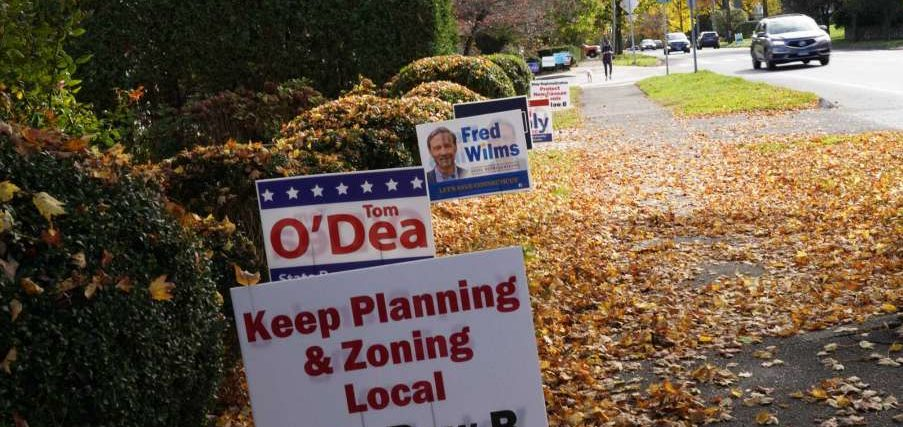 Not just Trump. Connecticut Republicans make suburban zoning an election issue.