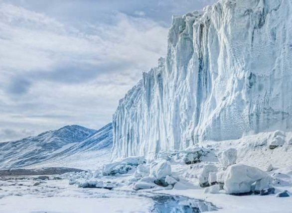Researchers: Antarctic ice sheet is primed to pass irreversible climate thresholds