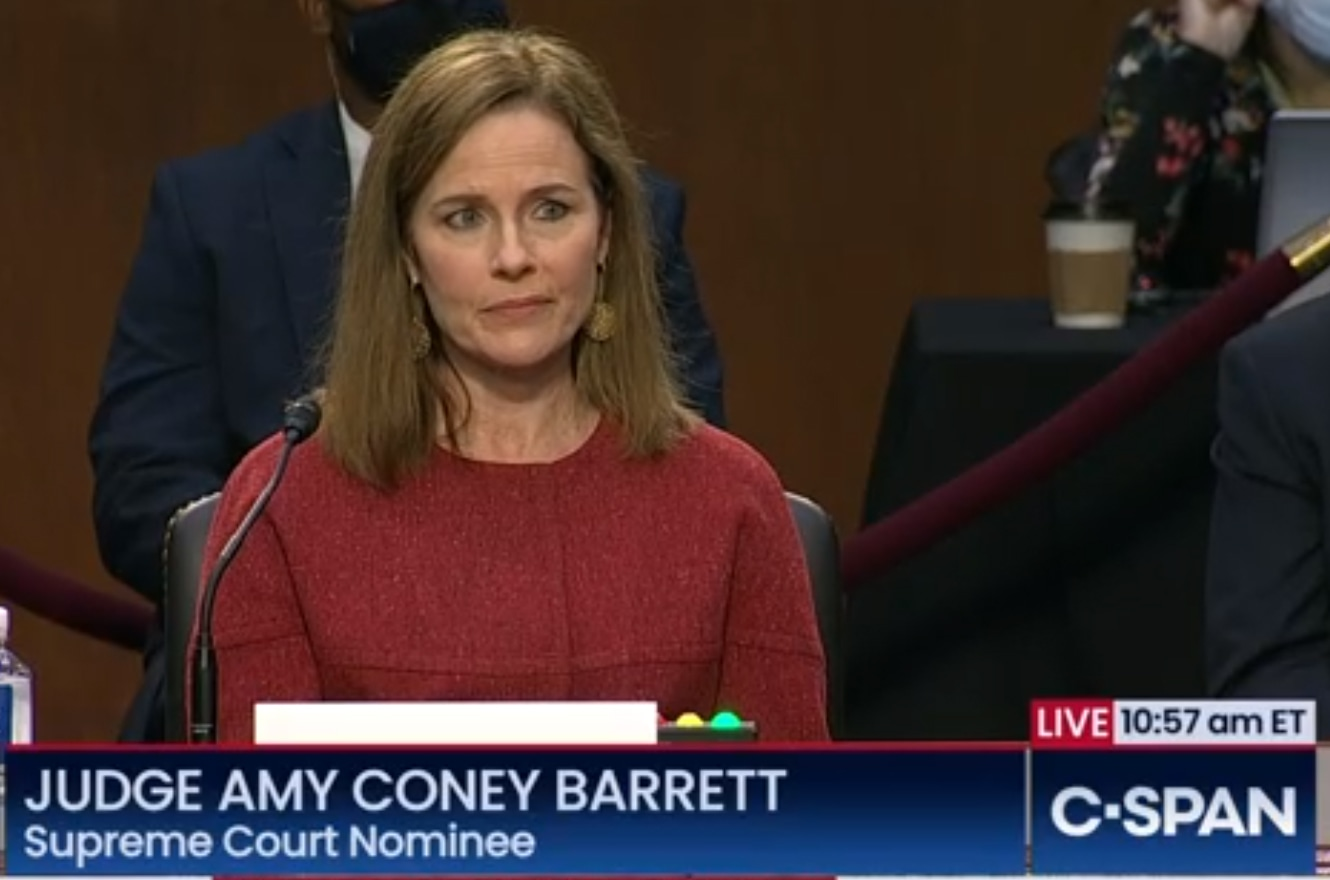 Amy Coney Barrett: The real reason she seems to 'have it all'
