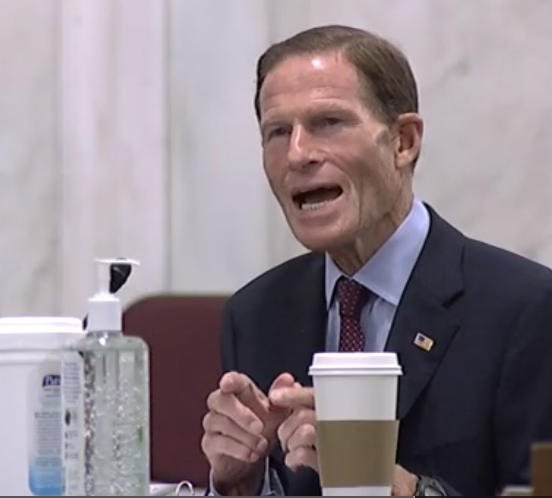 Blumenthal tested for COVID as Trump diagnosis roils Capitol, stokes Dem calls to delay Barrett confirmation