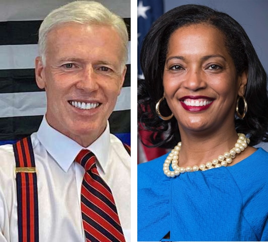 Jahana Hayes, David Sullivan running classic race for U.S. House in unusual times