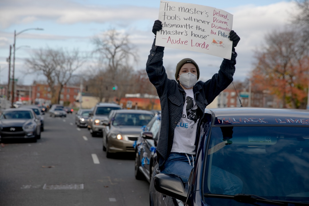 Photos: A day of protests in Hartford