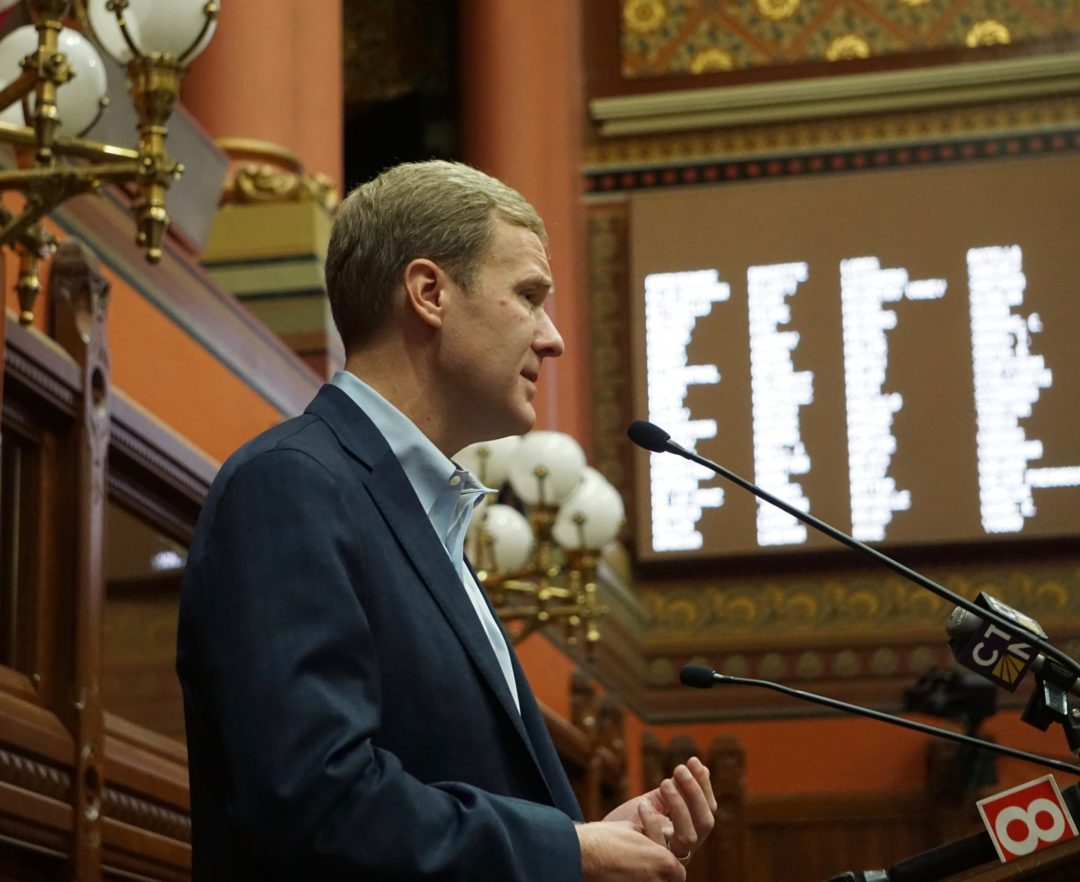 Democrats pick Ritter as speaker, gear for COVID session