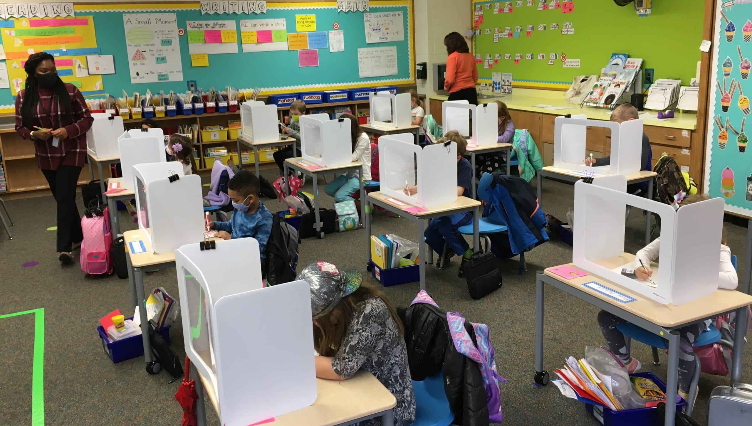 Thousands of students didn't show up for school this year. Where are the children?
