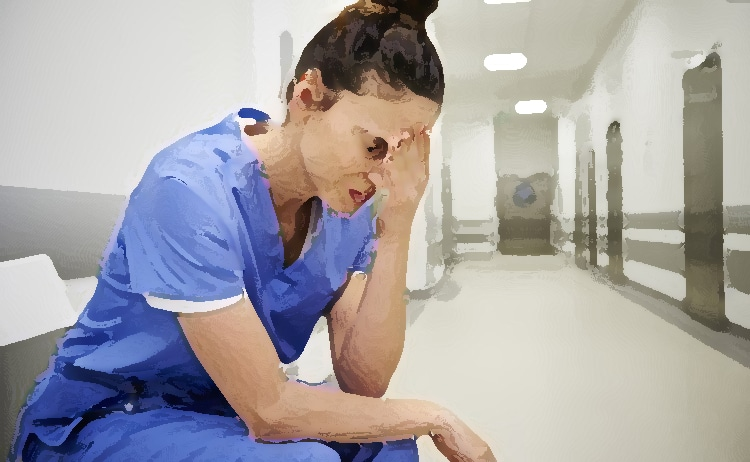 Burnout in nursing: Are we really supposed to meditate our way out of this?