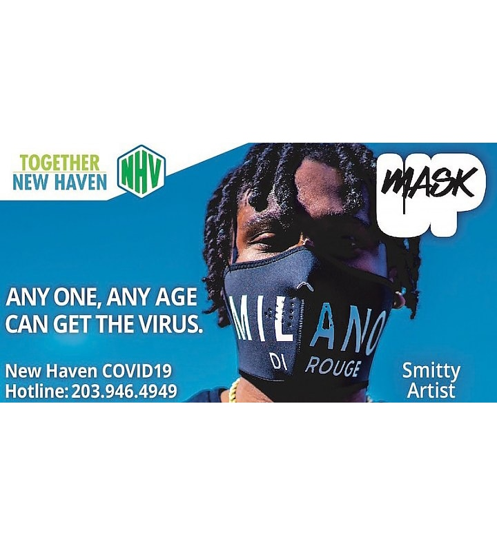 New Haven pauses mask monitoring plan