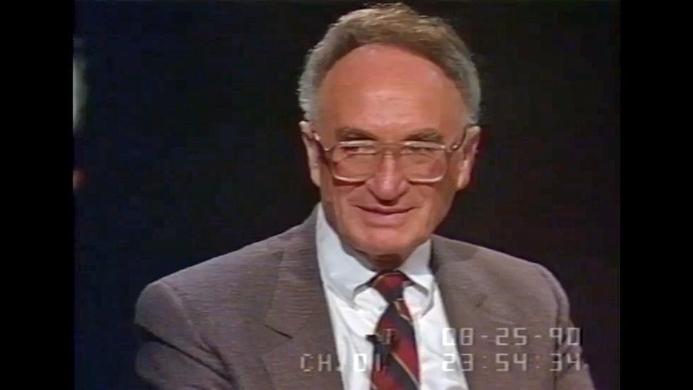 Remembering an extraordinary public servant