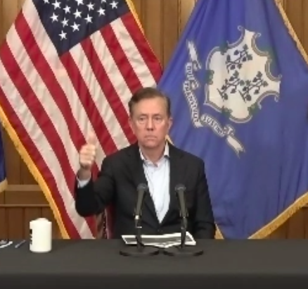 Lamont will not delay payroll deductions for paid family leave